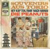 Cover: The Peanuts - The Peanuts / Souvenirs aus Tokyo / Hey Käptn fahr nach Hawaii
