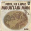 Cover: Peter, Sue & Marc - Peter, Sue & Marc / Mountain Man  / Susie