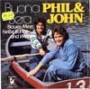 Cover: Phil & John - Phil & John / Buona Sera / Blaues Meer, heiße Sonne und Wein