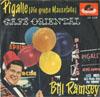 Cover: Bill Ramsey - Bill Ramsey / Pigalle (Die große Mausefalle)* / Cafe Oriental