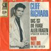 Cover: Cliff Richard - Cliff Richard / Das ist die Frage aller  Fragen (Spanish Harlem) / Nur mit dir (On The Beach)