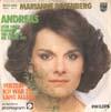 Cover: Marianne Rosenberg - Marianne Rosenberg / Andreas / Verzeih ich war zu lang allein