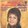 Cover: Marianne Rosenberg - Marianne Rosenberg / Warum gerade ich / Ich will dich so und nicht anders