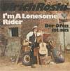 Cover: Ulrich Roski - Ulrich Roski / Im a Lonesome Rider / Der Ofen ist aus