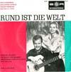 Cover: S*R International - S*R International / Rund ist die Welt (EP)