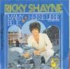 Cover: Ricky Shayne - Ricky Shayne / Mamy Blue  (deutsch) / Heisse Liebe