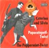 Cover: Caterina Valente und Silvio Francesco - Popocatepetel-Twist / The Peppermint Twist