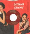 Cover: Caterina Valente - Caterina Valente / Caterina Valente (EP)