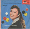 Cover: Caterina Valente - Caterina Valente / Wo meine Sonne scheint / Romeo