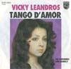 Cover: Vicky Leandros - Vicky Leandros / Tango d´amor / Die Souvenirs von damals