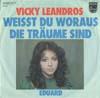 Cover: Vicky Leandros - Vicky Leandros / Weisst du woraus die Träume sind / Eduard