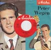 Cover: Peter Wegen - Peter Wegen / Arme kleine Sheila /Girls Girls Girls
