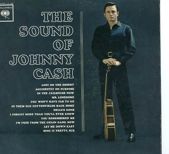 Albumcover Johnny Cash - The Sound Of Johnny Cash