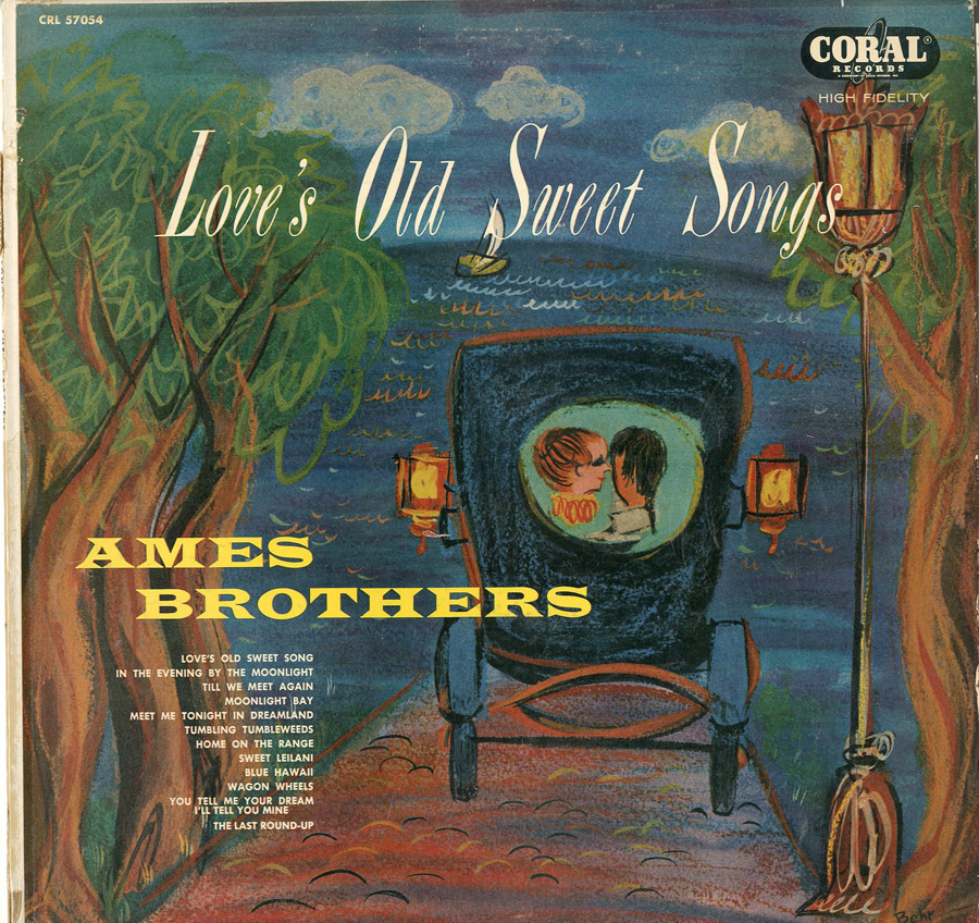 Albumcover Ames Brothers - Love´s Old Sweet Songs