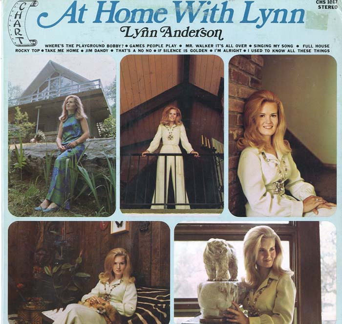 Albumcover Lynn Anderson - At Home With Lynn