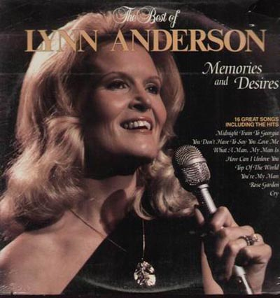 Albumcover Lynn Anderson - Memroes And Desires - The Best Of Lynn Anderson