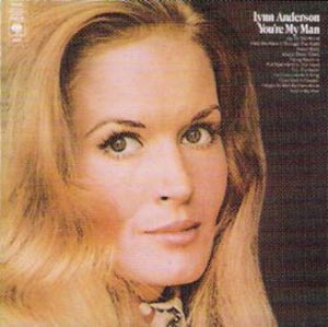 Albumcover Lynn Anderson - You´re My Man