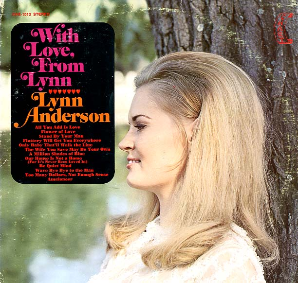 Albumcover Lynn Anderson - With Love From Lynn Anderson