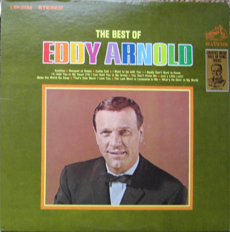 Albumcover Eddy Arnold - The Best of Eddy Arnold