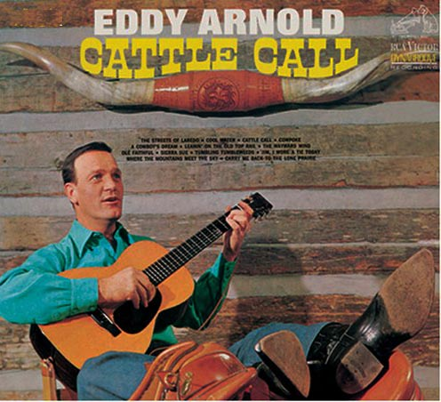 Albumcover Eddy Arnold - Cattle Call