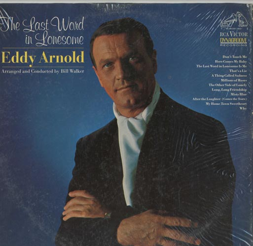 Albumcover Eddy Arnold - The Last Word In Lonsome