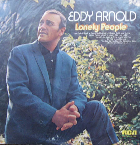 Albumcover Eddy Arnold - Lonely People