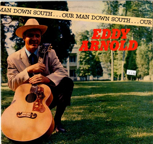 Albumcover Eddy Arnold - Our Man Down South