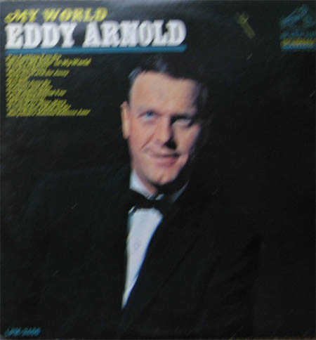 Albumcover Eddy Arnold - My World