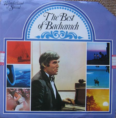 Albumcover Various A&M-Artists - The Best of Bacharach - Wonderland of Sound