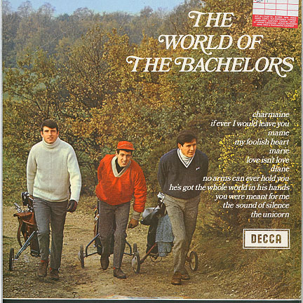 Albumcover The Bachelors - The World of the Bachelors