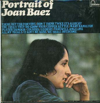 Albumcover Joan Baez - Portrait Of Joan Baez