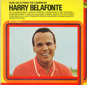 Albumcover Harry Belafonte - Pure Gold From the Caribbean