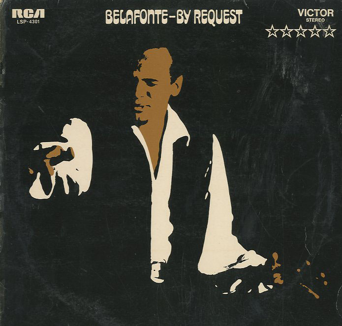 Albumcover Harry Belafonte - By Request