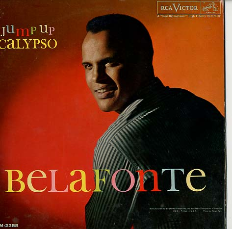 Albumcover Harry Belafonte - Jump Up Calypso