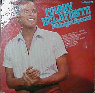 Albumcover Harry Belafonte - Midnight  Special (RI)