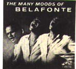 Cover: Belafonte, Harry - The Many Moods of Belafonte