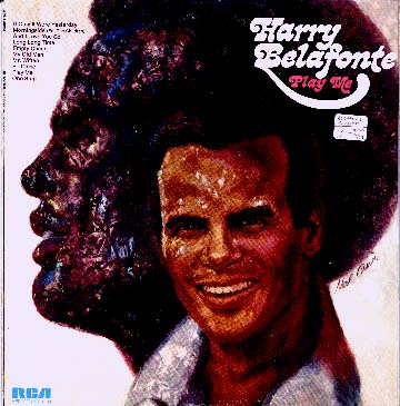 Albumcover Harry Belafonte - Play Me