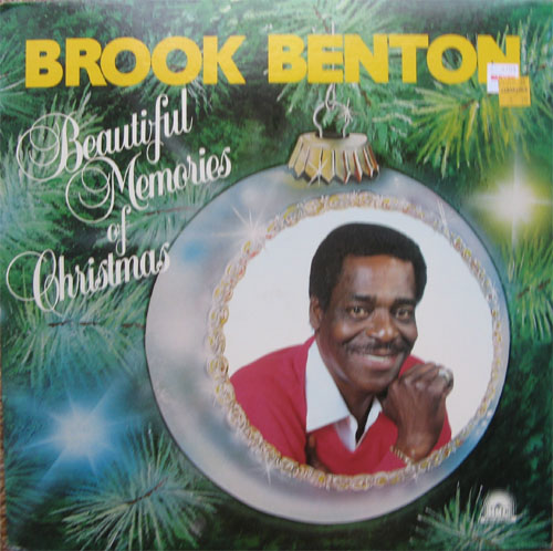 Albumcover Brook Benton - Beautiful Memories of Christmas