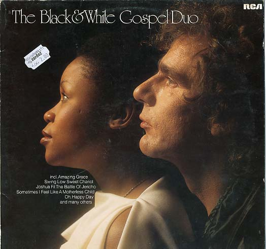 Albumcover The Black & White Gospel Duo - The Black And White Gospel Duo