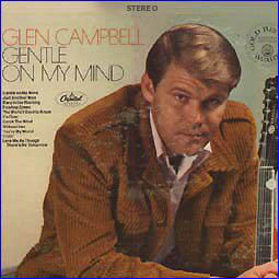 Albumcover Glen Campbell - Gentle On My Mind