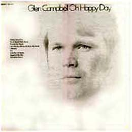 Albumcover Glen Campbell - Oh Happy Day