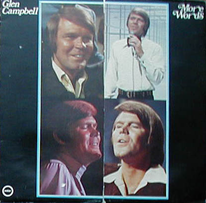 Albumcover Glen Campbell - More Words