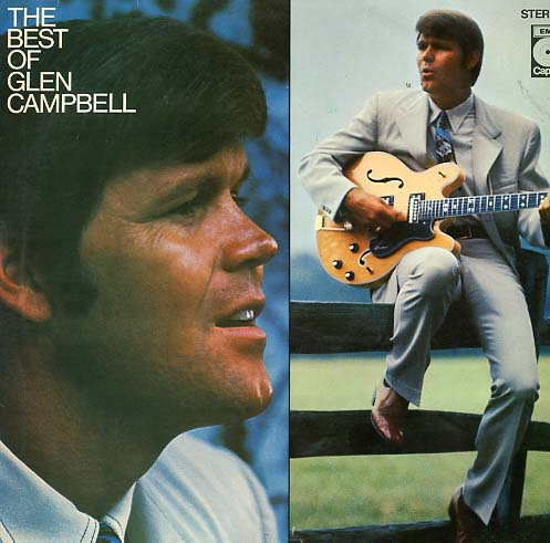 Albumcover Glen Campbell - The Best Of Glen Campbell (Diff. Tracks)