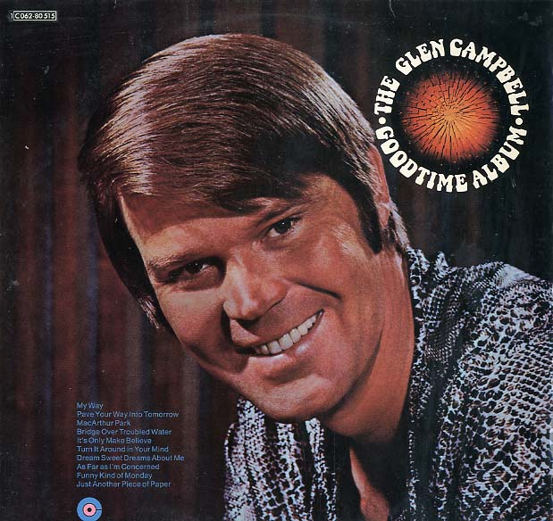 Albumcover Glen Campbell - The Glen Campbell Goodtime Album