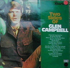 Albumcover Glen Campbell - Two Sides Of Glenn Campbell