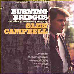 Albumcover Glen Campbell - Burning Bridges