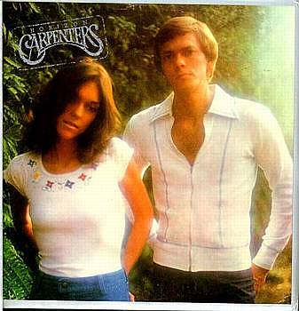 Albumcover The Carpenters - Horizon