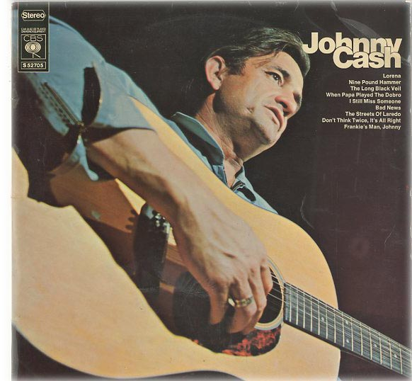 Albumcover Johnny Cash - Johnny Cash