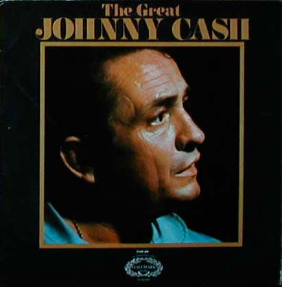 Albumcover Johnny Cash - The Great Johnny Cash