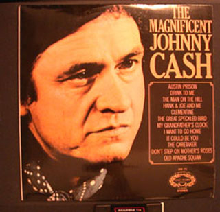 Albumcover Johnny Cash - The Magnificent